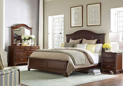 Picture of Hadleigh Panel Bedroom