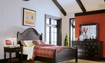 Picture of Camden Dark Bedroom Suite
