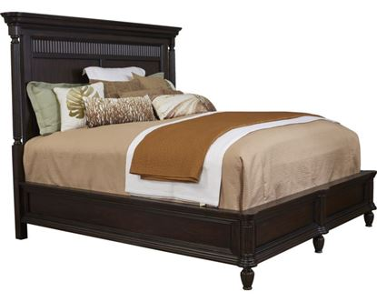 Picture of Jessa Panel Bed